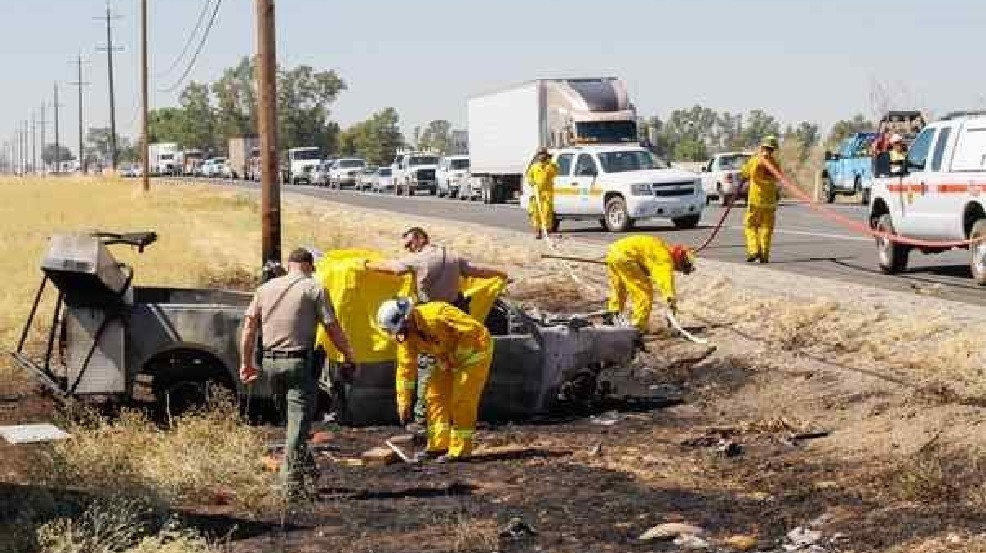 CHP: Fatal on Highway 99 caused by      KRCR