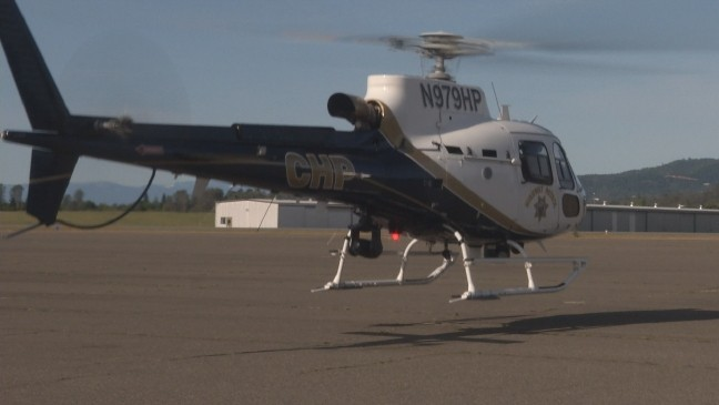 CHP gets new helicopters to cover 13    | KRCR