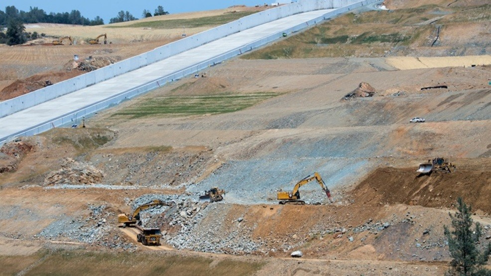 DWR considers possible use of Oroville Dam Spillway | KRCR