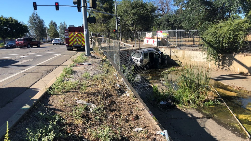 Update: Man identified in Redding fatal crash that ended in