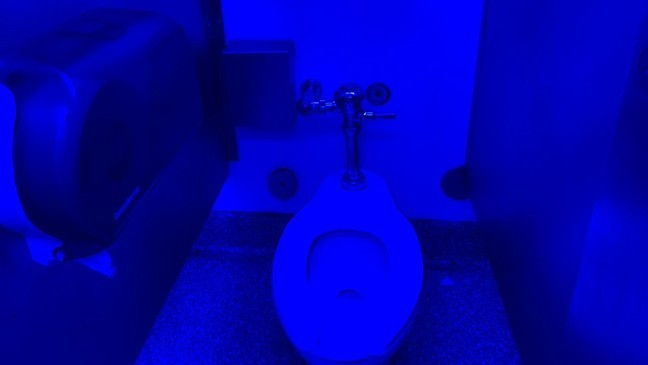 Blue Light Bathrooms A New Norm To