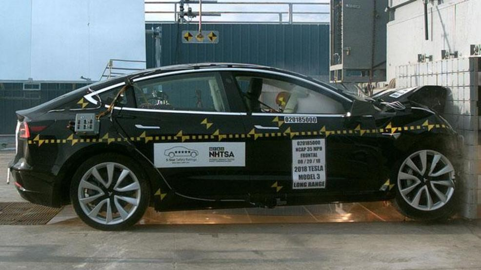 NHTSA to Tesla: Stop claiming your cars are the safest | KRCR