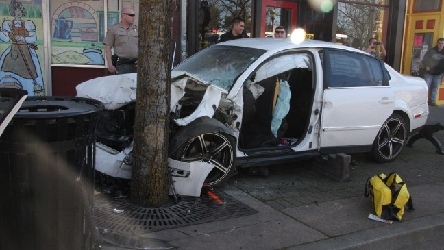 Police: Teen Drunk Driver Injures Nine Including Two Pregnant Women