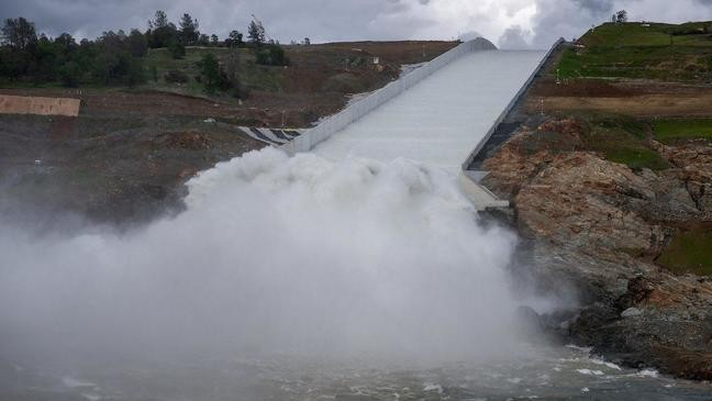 River levels rise as more water released from Keswick and Oroville