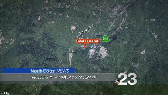 16-year-old girl dies in car accident    | KRCR