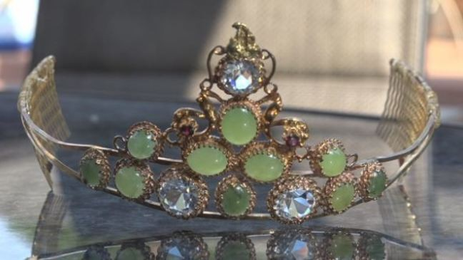 Crowning Moment: 52-year-old Gold Nugget crown is found