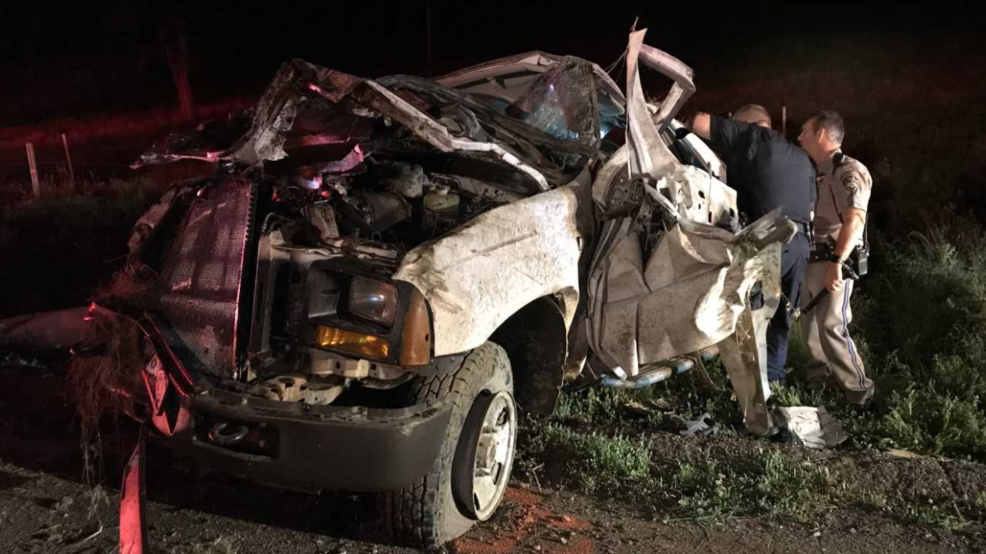 CHP: Alcohol suspected in deadly in Shasta County crash | KRCR