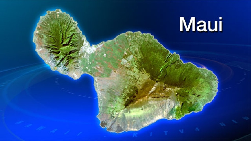 Redding man dies in Maui after falling off cliff | KRCR