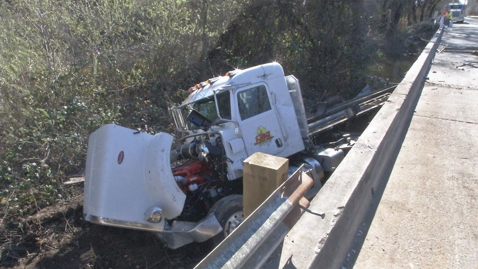 Neighbors concerned about road safety after semi truck crash