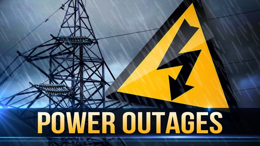 Severe weather causes power outages    | KRCR
