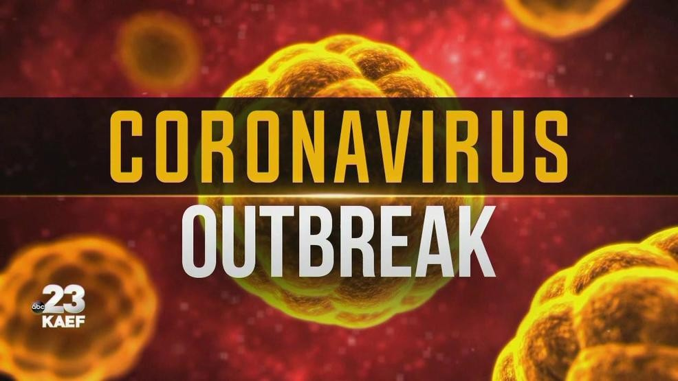 Track The Coronavirus With This Interactive Map Krcr