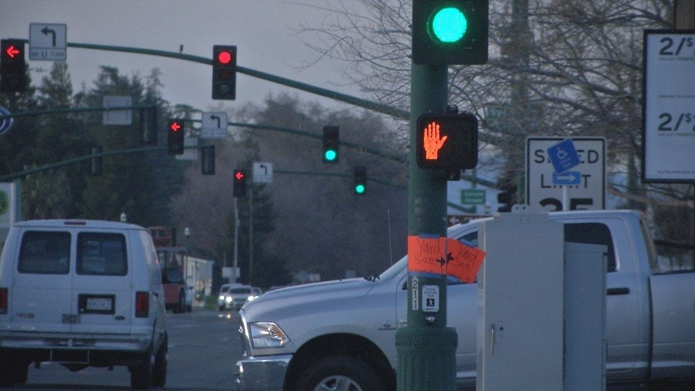 Temporary traffic signals coming to Gridley | KRCR