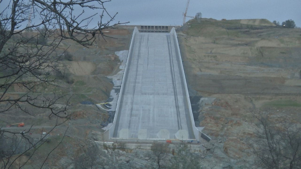 Oroville Dam Spillway: The latest as of Tuesday, March 5 | KRCR